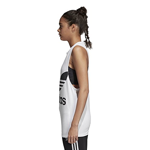 Adidas Originals Trefoil Tank top WhiteBlack