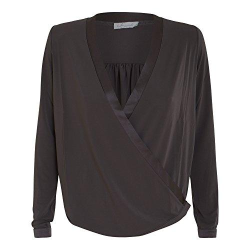 Mujer Iheart Camisas Chocolate Bronze Para EwCEOqYH