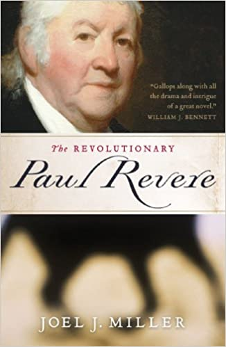 The Revolutionary Paul Revere Book Cover