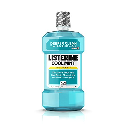 Act Mouthwash Dry Mouth >> Amazon.com : Listerine Total Care, 6 Benefits in One, Anticavity Fluoride Rinse, 33.8-Ounce ...