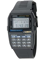 Casio Mens DBC150-1 Databank Digital Watch