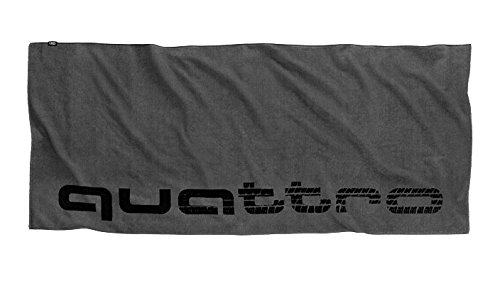 Audi Original Quattro de Playa (80 x 180 cm Toalla Gris Audi quattro GmbH 3131603500
