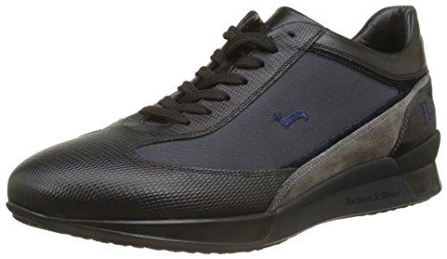 Harmont & Blaine Herre Sneaker Lav-top Nero (nero) q2TXPjymzb
