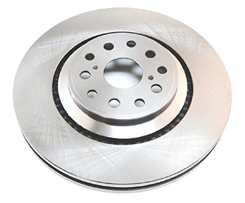 Bendix Premium Drum and Rotor PRT5802 Front Left Rotor