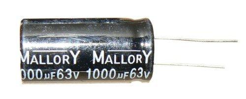 CORNELL DUBILIER SN2R2M025ST SN Series 2.2 uF 25 V ±20% Radial Non Polar Aluminum Electrolytic Capacitor - 100 Item(s)