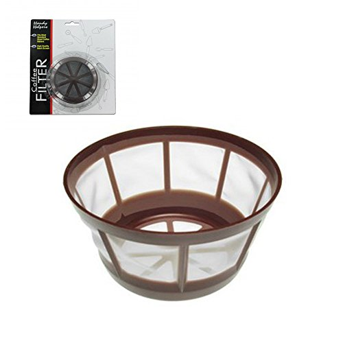 Universal Coffee Filter Basket Reusable 8-12 Cup