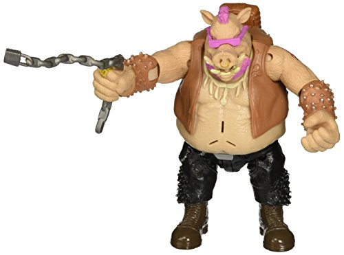 Teenage Mutant Ninja Turtles Movie 2 Out Of The Shadows Bebop Deluxe Figure