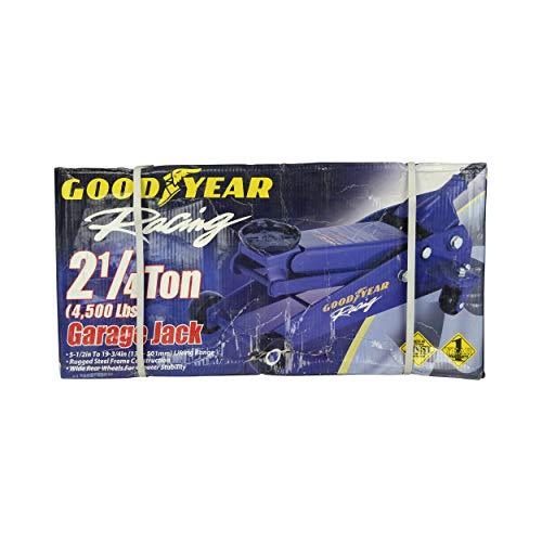 Goodyear Racing GY1003 2-1/4 Ton Garage Floor Jack