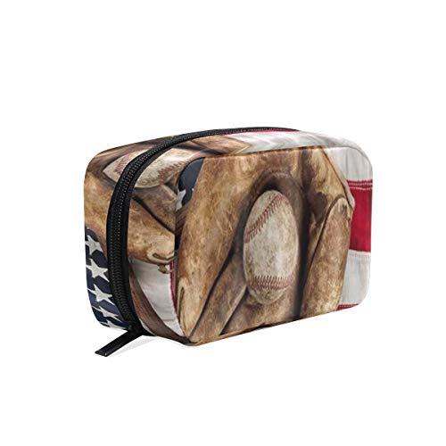 Ambesonne Green Gym Bag Grunge Baseball Pop Art Large Weekender Carry-on