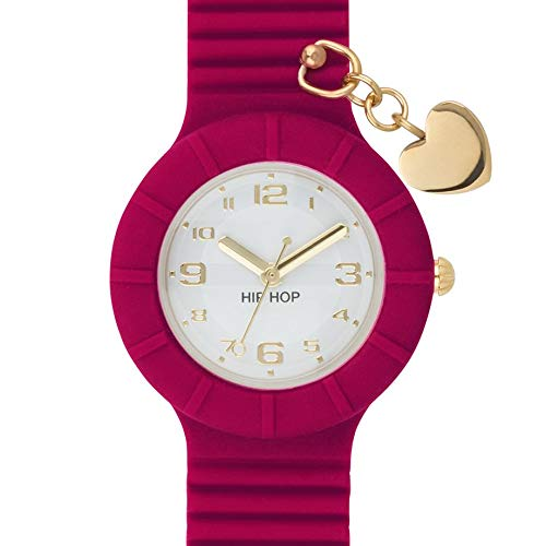 Hip Hop Watches - Orologio da Donna Hip Hop Persian Red (Love ...