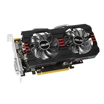 ASUS HD7790-DC2OC-2GD5 - Tarjeta gráfica (2 GB RAM GDDR5, HDMI+DVI)