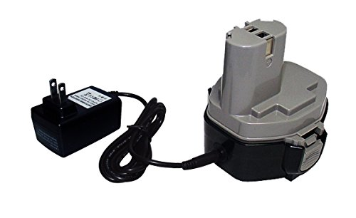 14.40Volt Li-ion Lithium-ion Replacement Battery & Charger for Makita 1433 Battery for ML140(Flashlight) ML143(Flashlight) Power Tools Review