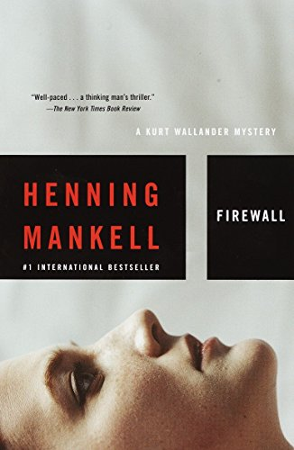 Firewall (Kurt Wallander Mysteries, No. - Womens Firewall