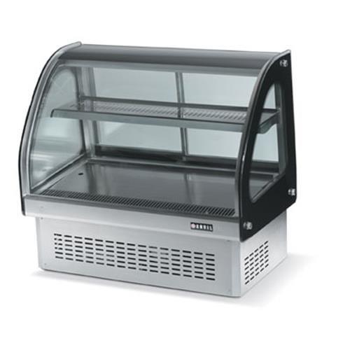 Curved Glass Display Merchandiser - 4