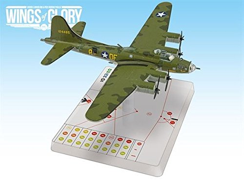 Wings of Glory WWII: B–17F Memphis Belle