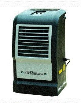 PORTACOOL Cyclone 1000 CFM 2-Speed Portable Evaporative Cooler for 300 sq. ft. - PACCYC061A1