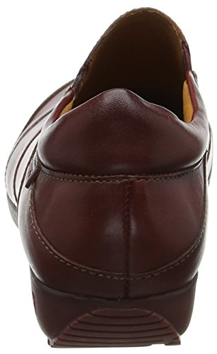 Top Arcilla Arcilla Sneakers Lisboa Women's Pikolinos Brown Low W67 i17 ZxXqxw1z8