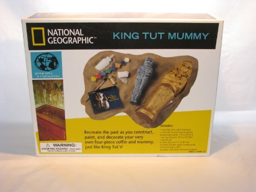 King Tut Mummy by National Geographic (King Tut Toys)