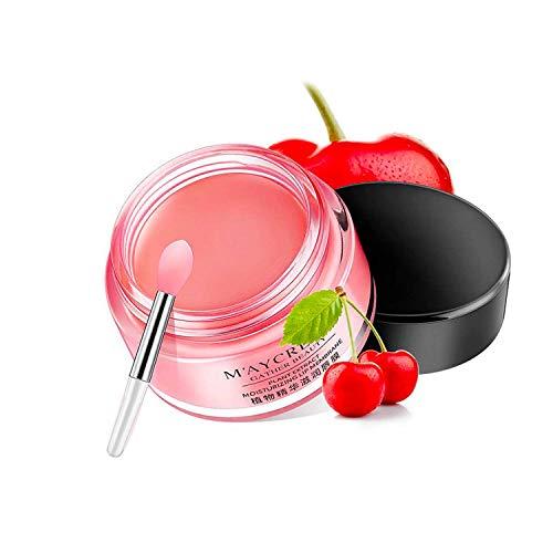 Pink Gel Collagen Lip Mask