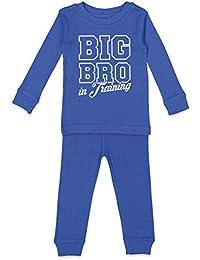 Big Bro in Training - Brother Sibling Kids Pajama Set