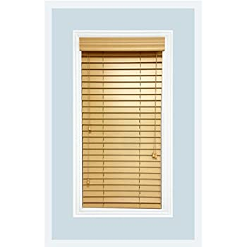 Amazoncom CustomMade Premium Real Wood Horizontal Window