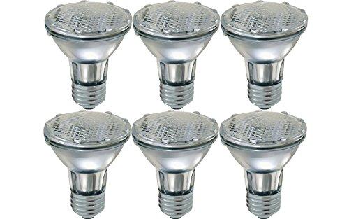 GE Lighting 69164 38-watt 490-Lumen Energy-Efficient Halogen Spotlight Bulb with Medium Base, -