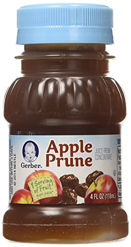 Gerber Juice - Apple Prune - 4 fl oz - 16 pack