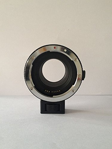 Rapid Auto focus Lens Mount Adapter for Canon EF lens to son