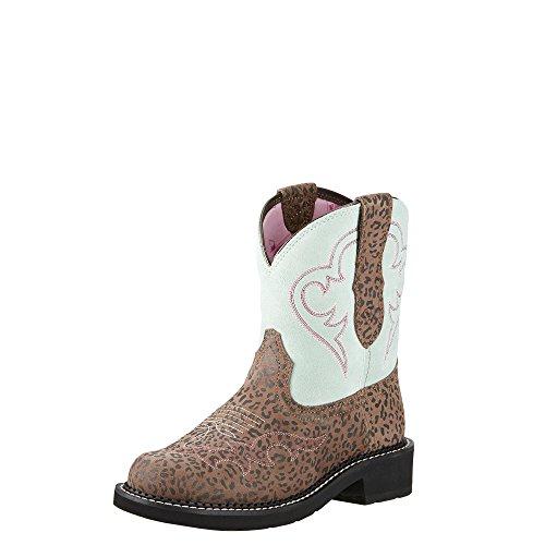 Ariat Fatbaby Boots Womens Heritage Harmony Stitch Mint 1001