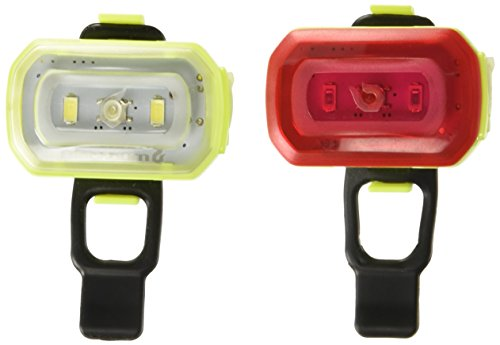 Blackburn Click USB Light Combo Hi-Viz Yellow, One Size
