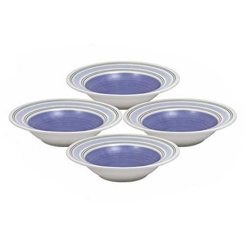 Pfaltzgraff Rio Wide Rim Soup Bowl (14-Ounce, Set of 4)