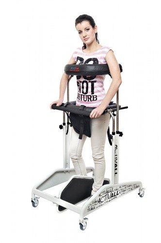 Dinámico de pie marco para niños con discapacidad activall ...