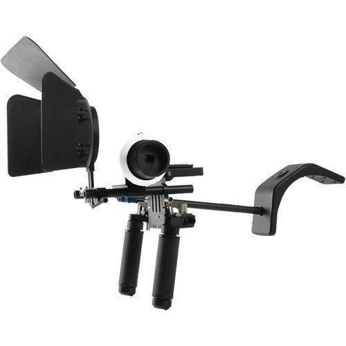 DLC HD-DSLR Professional Camera Video Rig Shoulder Support S