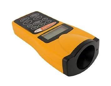 Ultraschall Entfernungsmesser Wasser : Ultraschall abstandsmessung laser point: amazon.de: elektronik