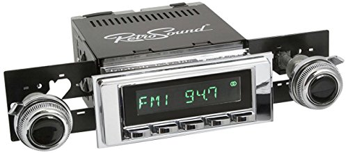 RetroSound HC-110-112-291-54-71 Hermosa Direct-Fit Radio for