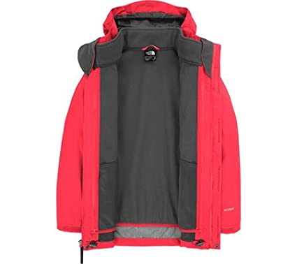 a2e94f4075cf Amazon.com  The North Face Boy s Nimbo Triclimate Jacket  Sports   Outdoors