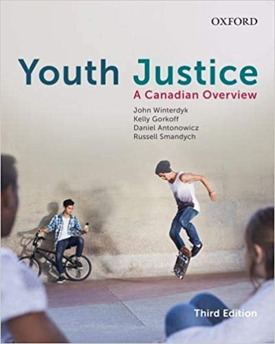 Youth Justice: A Canadian Overview, 3rd Edition - Original PDF