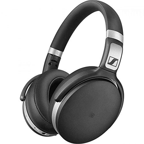 Sennheiser HD 4.50 Bluetooth Wireless Headphones with Active Noise Cancellation, Black and...