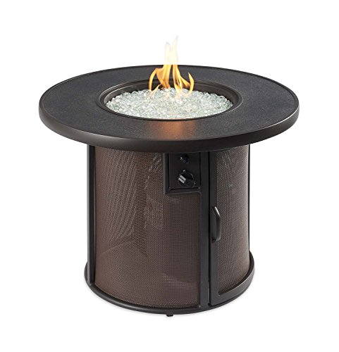 Cheap Outdoor Greatroom Stonefire 32 in. Round Fire Pit Table
