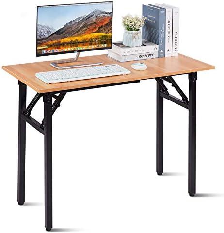 Folding Table Computer Desk