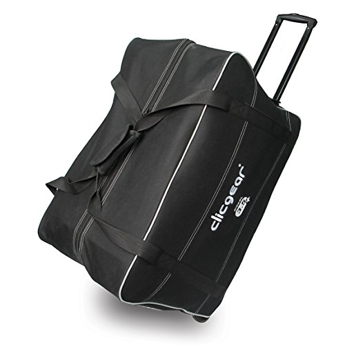 Clicgear Wheeled Travel Cover Bag for Clicgear/Rovic Golf Push Carts