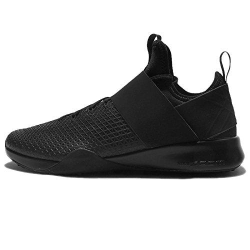 Nike Damen Air Zoom Strong Laufschuhe Schwarz / Anthrazit