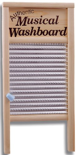 Music Treasures Co. Musical Washboard by Music Treasures Co.