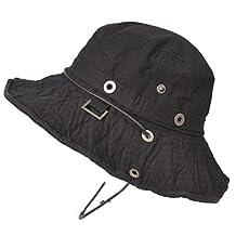 Casualbox Unisex Adventure Hat Safari Hat Sun Hat for Men and Women All Season