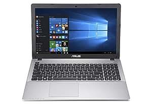"""ASUS R510VX-DM169D - Portátil de 15.6"""" FullHD (Intel Core i5-6300HQ Quad-Core, 8 GB de RAM, HDD de 1 TB, NVIDIA GeForce GTX950M, sin sistema operativo), gris oscuro - Teclado QWERTY Español"""
