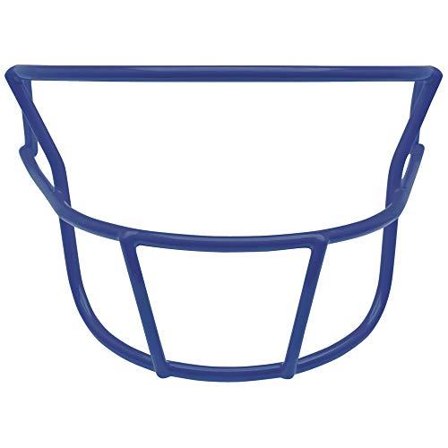(Schutt Sports Carbon Steel DNA-OPO-YF Youth Football Faceguard , Royal Blue)