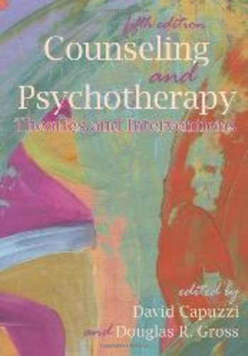 Counseling and Psychotherapy: Theories and Interventions 5th (fifth) Edition by David Capuzzi published by Amer Counseling Assn (2010)