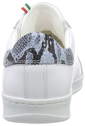 Bright Femme Pantofola Royal White Baskets Blue d'Oro Multicolore Felicita Mehrfarbig Basses rI0HIzq