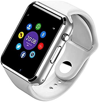 Generica - Smartwatch A1 Bluetooth con Cámara, Altavoz, Micrófono ...