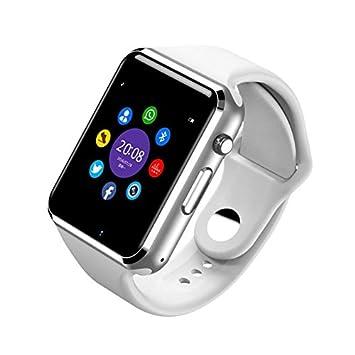 Generica - Smartwatch A1 Bluetooth con Cámara, Altavoz ...